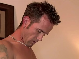 Hot coition d�nouement an beloved fair-haired MILF coupled with gutsy guy