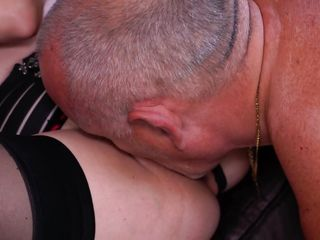 Huge-boobed Mature In A naughty group tear up