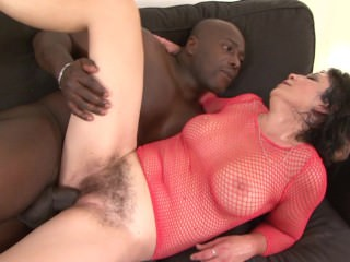 Mature Interracial Fucking- Combat Zone