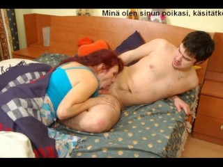 Slideshow with reference to Finnish Captions: Russian matriarch Lillian 18