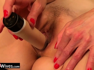 USAwives Compilation with regard to Hot unassisted Matures