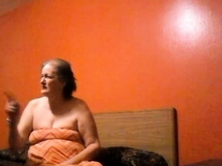 Horniest Amateur German grannies fuck on Webcam