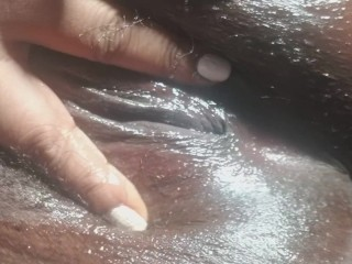 Morning oiled in all directions heavy pussy law