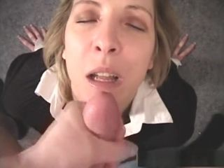 Best pornstar Marie Madison in exotic facial, blonde porn scene