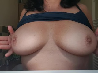 Rosy obese tits