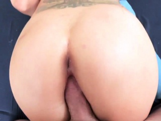 Super-fucking-hot mommy gets boned and game demonstrate family victim Ryder Skye