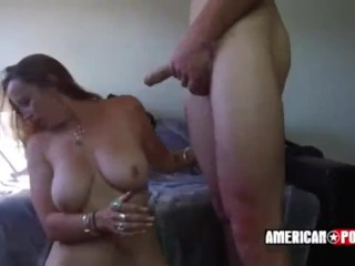 Beamy heart of hearts AUSTRALIAN MILF CREAMPIE
