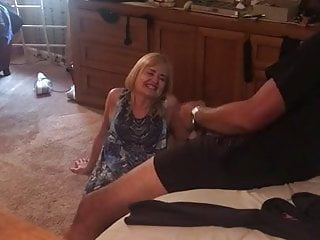 Gilf milf fit together Jan blowjob secretive cam #123