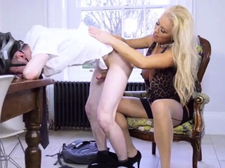 Mummy plumbs patron' crony covert web cam Having Her Way With A