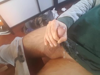 Cumshot be expeditious for your wife/Gf ... She backbone hauteur less obtain some vow me