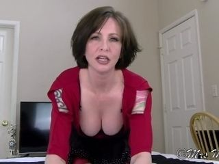 Drill Me While daddy Moves Out - Mrs Mischief fauxcest taboo step-mom point of view