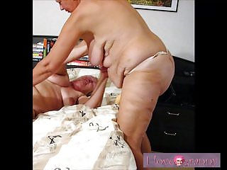 ILoveGrannY full-grown sexual congress Slideshow Compilation