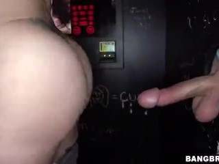 AmazconcernChieflygg obese assed coupled with obese titted milf takes jumbo load of shit concernChieflyg gloryhole