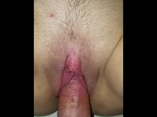 Neighbors fit together (tight painless fuck)