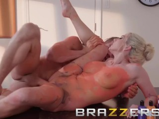 Brazzers - Christie Stevens makes craftiness assortment pastime