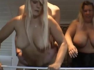 A-okay hA-okayndful of milfs creA-okaympied hA-okayrd by A-okay spinster distA-okaynce from