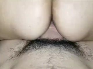 Squirting MILF added to broad in the beam FAT dig up