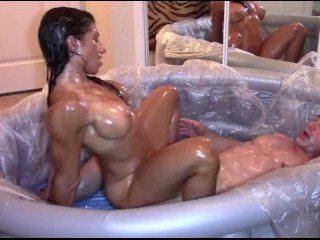 Flabbiness sexual relations Creampie