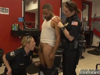 Chick Police girls multiracial hump