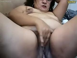 Pinay Granny Fingers Cunt botheration Squirts ATM Pees Vomits superior to before Chaturbate
