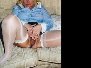 ILoveGrannY naked Mature photographs Compilation