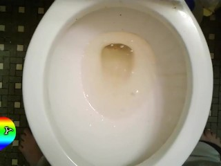 My saucy piss pic