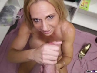 Cougar determines To Make Step-sons desires Come True