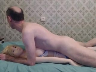 Pretty Bosisex in live broadcast luvs screw