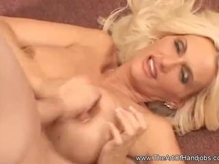 Rhyse Richards beautiful light-complexioned Handjob