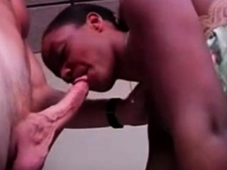 Filming my red-hot black wifey with thick milky weenie