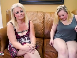 Mommy and daughter-in-law casting