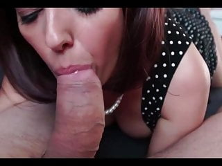 Mature mommy like to drink sons-in-law spunk