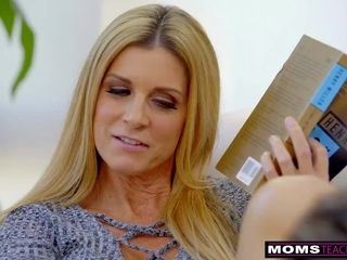 Cuckold wifey India Summer Plays With StepSons massive spunk-pump! S7:E10