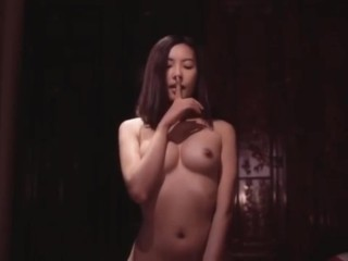 Chinese youthful mommy poked by her Son's.