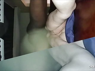 Of age battle-axe Gets Anal disciplined added to Anal Creampied away from BBC