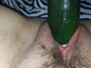 Cucumber VS. Wifey