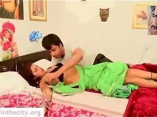 Powered Bhabhi making love with regard to enthrone trainer