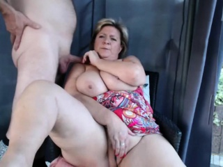 Astounding gilf bonking surpassing webcam ancient clip bonking cam