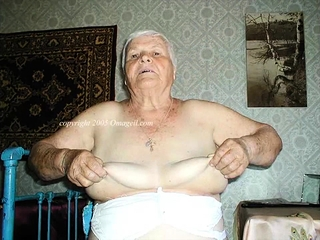 OmaGeiL super-fucking-hot aged Wrinkly damsels Pictured bare