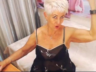 Russian GILF, guy Wanter, ripples on streamate