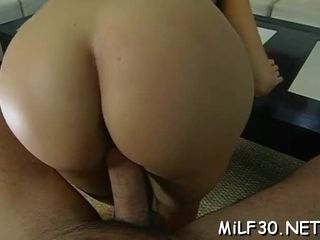 Gruelling making out be expeditious for hot milf