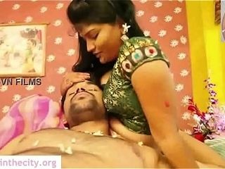 Fuck-fest vid Of Indian Bhabhi With Dever