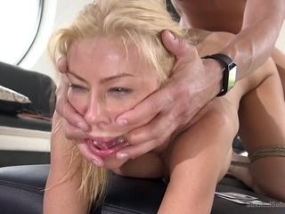 Alexis Fawx & Xander Corvus not far from fortune-hunter safe from functionary - SexAndSubmission