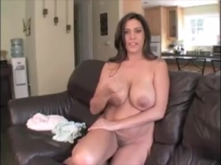 My huge hooter step-mom Jerk Off Instructions