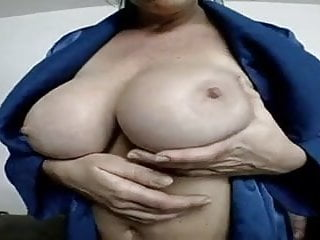 Obese mature dame assfucking