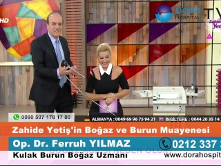 Turkish woman Host's facehole