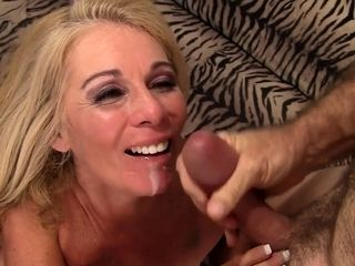 Mature ash-blonde Crystal Taylor Gets fucked