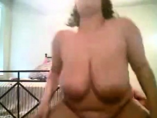 Gorgeous plus-size demonstrating Her massive globes And wiggling Her Phat culo