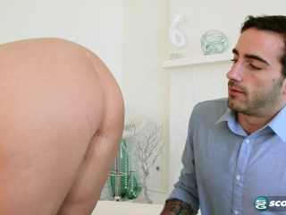 Missy Masters - Big-titted, big-assed MILF's mischievous have sex paint