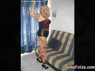 OmaFotzE Hot age-old Pussies Compilation Slideshow